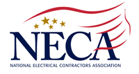 Link to National Electrical Contractors Association website